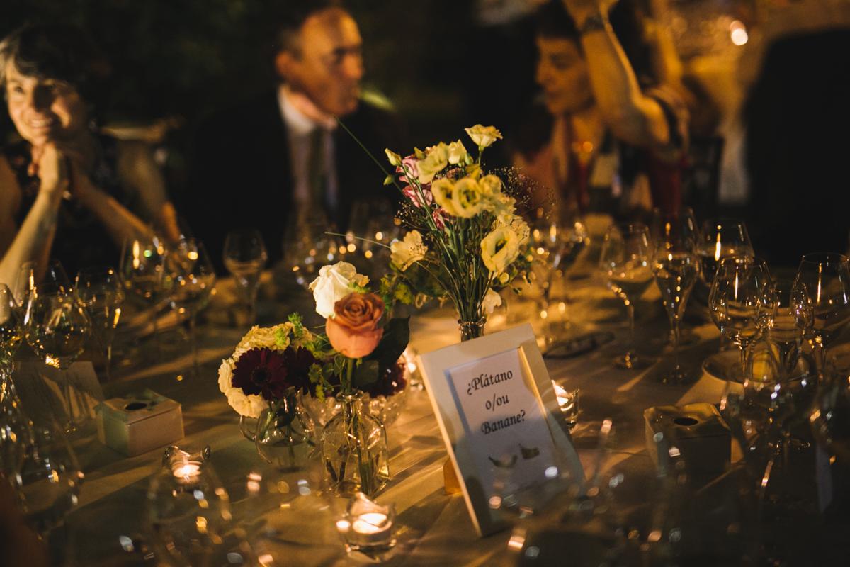 bodas, centros de mesa para bodas al aire libre