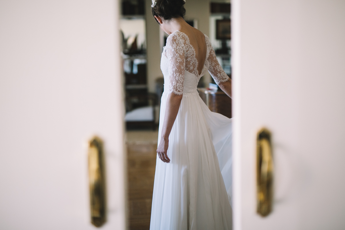 novia, bodas, vestido de novia
